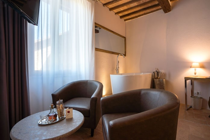 accomodation montalcino dimora delle muse